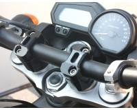 Představce na řidítka 28.6 mm - navýšení 25 mm.