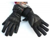 Dámské zimní rukavice na motorku BLH