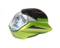 Přední světlo na motorku Yamaha B king-styl