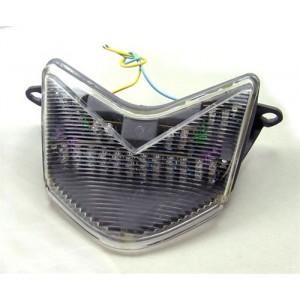 KAWASAKI NINJA ZX 10R 06 - 07 ZADNÍ LED SVĚTLO - čiré