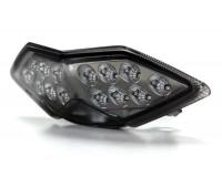 KAWASAKI Z1000 2010- 2012 ZADNÍ LED SVĚTLO - čiré