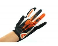 Textilní rukavice na motorku ACERBIS