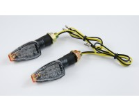 Led blinkry na motorku ARROW1- Carbon