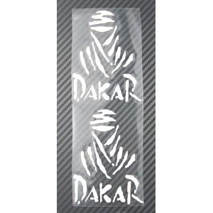 Samolepka Dakar