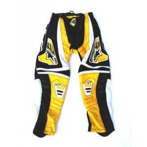 Motokrosové kalhoty Alpinestars yellow vel. 32