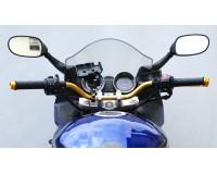 Řidítka na motorku Suzuki GSF 600 S Bandit, 1997-2007, M-Style.