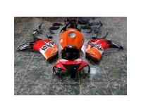 Honda CBR 1000 RR 2008-2011 kompletní kapoty - lakované