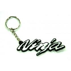 Přívěšky na klíče Kawasaki NINJA-bílý.